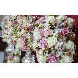 Exorno floral paso palio